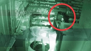 real ghost caught on tape hd scary footage