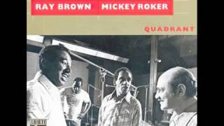 Joe Pass, Milt Jackson, Ray Brown & Mickey Roker - Ray