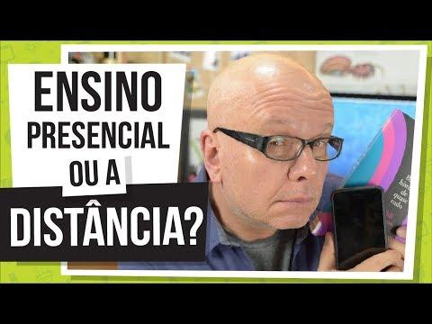 CURSO A DISTÂNCIA ou PRESENCIAL? #Descomplicado por Marcelo Tas | #16
