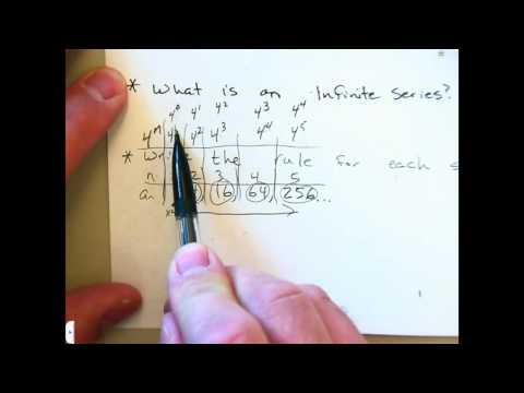 BID Trig 8.1, Definining and using Sequences and Series, part 2