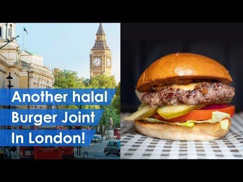 London's Growing Halal Scene (BRGR.CO, Soho)
