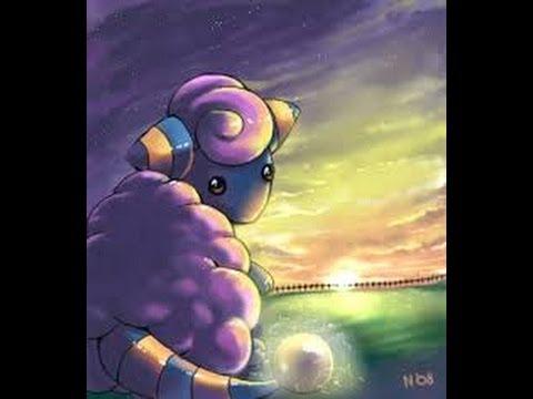 Pok mon y 48 wattouat mareep shiny hordes combat shiny youtube - Pokemon wattouat ...