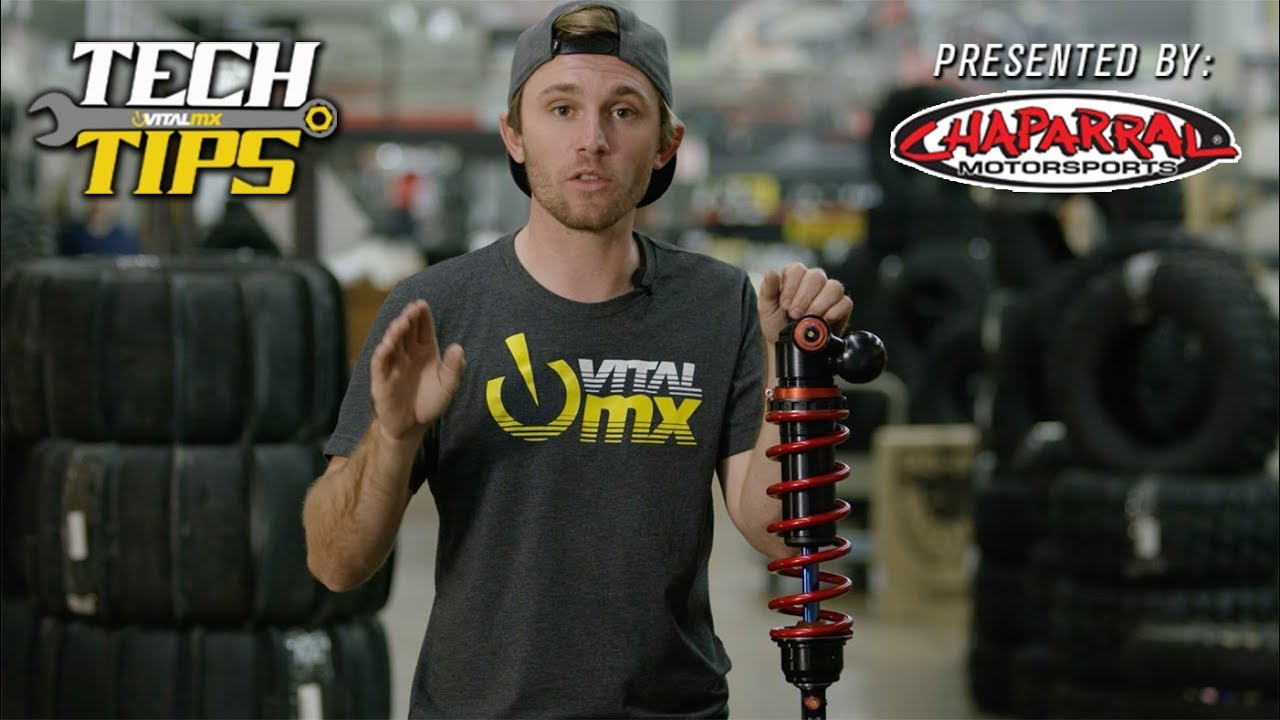Tech Tips: Setting Up and Adjusting a Motorcycle Shock