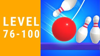 Rope Bowling Game Walkthrough Level 76-100