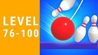 Rope Bowling Game Walkthrough Level 76-100