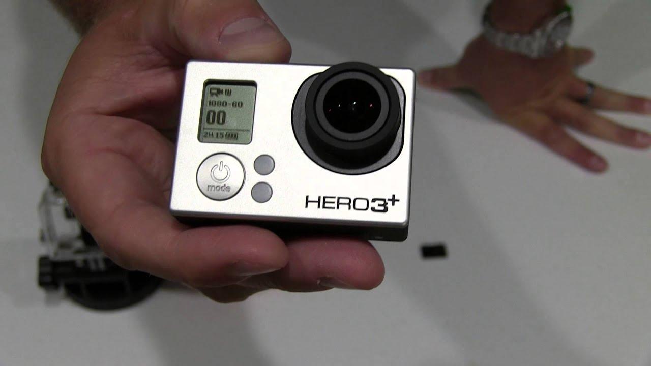 gopro hero 3 plus black recording time demonstration youtube. Black Bedroom Furniture Sets. Home Design Ideas