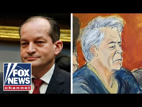 House Oversight to hold hearing with Acosta on plea deal with Epstein