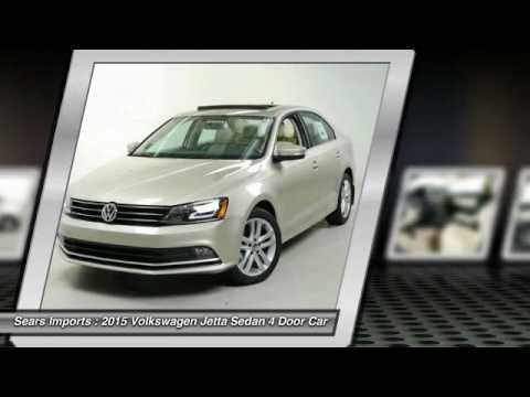 2015 Volkswagen Jetta Sedan 2.0L TDI SEL Minnetonka Minneapolis Bloomington,MN 4602
