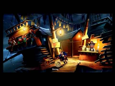 Monkey Island 2 (Special Edition): LeChuck's Revenge - The Making Of - PlayJamUK |