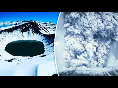 Antarctic Volcano could cause WORLDWIDE HEALTH PROBLEMS - The Earth Groaning