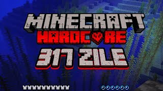 Am Supravietuit 317 zile In Minecraft Hardcore Si Asta S-a Intamplat