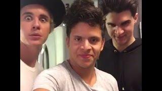 Justin Bieber March 2015 - Instagram / Vine / Fahlo Videos Compilation | 21st Birthday & more