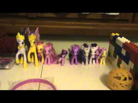 La casa dei little pony con Elena Veronica e Beatrice
