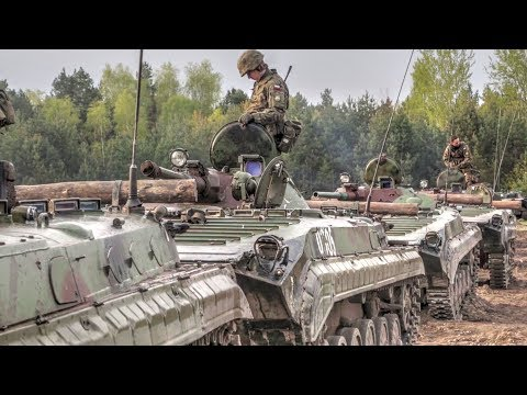 Poland Flexes Its Military Muscle For NATO Exercise – 10th Armoured Cavalry Brigade