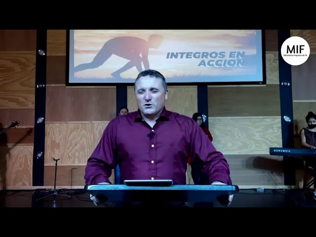 Culto 20 Horas - Integros en Acción