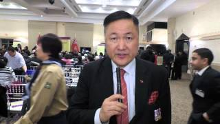 20150408, 加拿大安省義工服務獎, Tony Luk, 陸炳雄