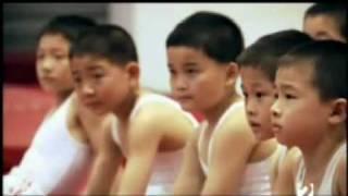 juegos olimpicos-pekin-chao gan-china...niños para el deporte o deporte para niños?