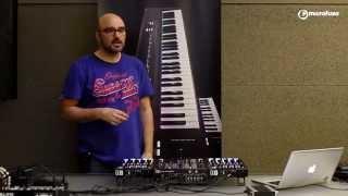 Presentación de Kontrol D2 de Native Instruments en MicroFusa tienda Barcelona