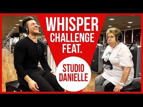 WHISPER CHALLENGE FR - STUDIO DANIELLE  DARKO