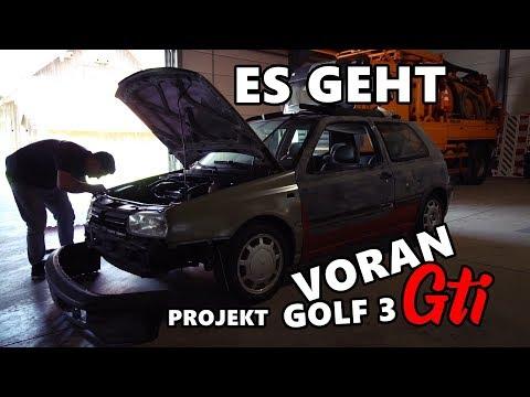 ES GEHT VORAN AM GTI PROJEKT / BARSTUNINGTV