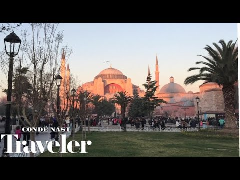 Pilar Guzmán's Dispatch from Istanbul