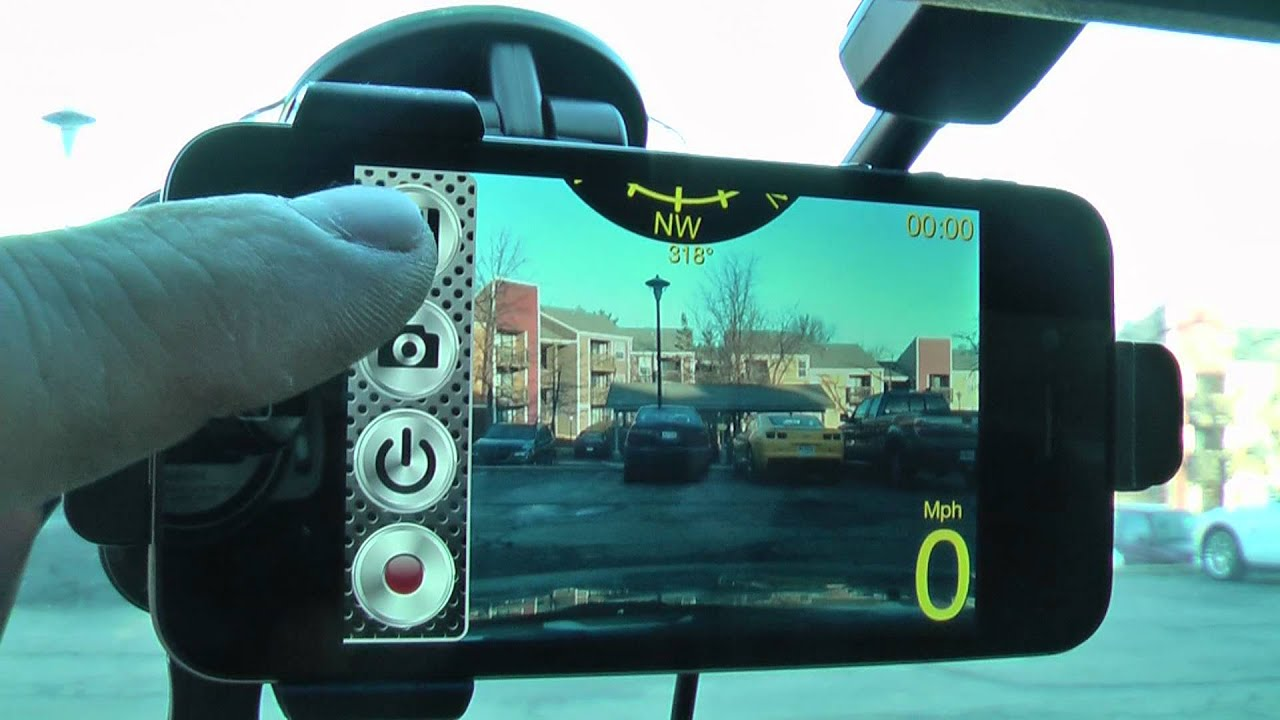 Dash Cam App For Iphone