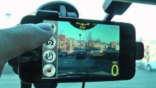 iPhone Dash Cam