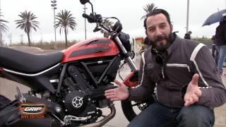 Bike-Präsentation: Ducati Scrambler Sixty2 // GRIP - BIKE-EDITION