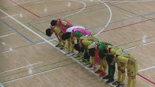 2017/8/27(日)東京都2部リーグ@赤羽体育館 vs 闘魂 試合終了後