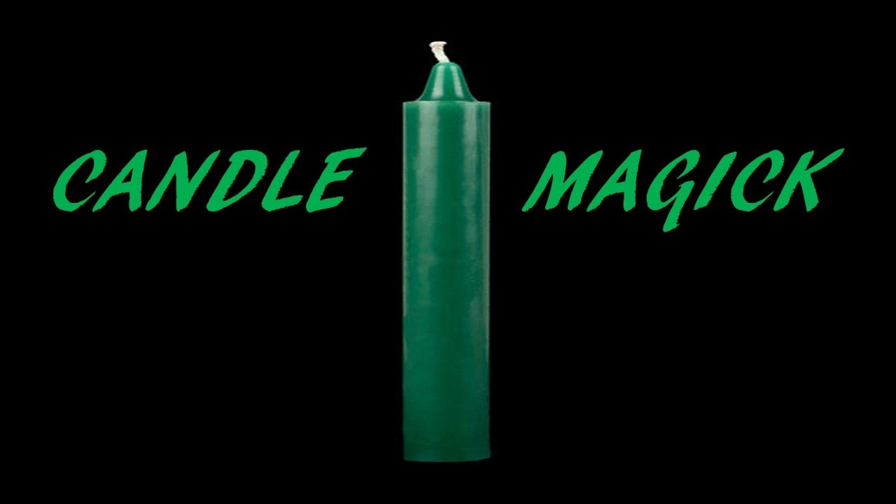 Image result for green candle magic
