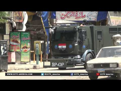 The Muslim Brotherhood calls for protests after Morsi's death penalty verdict