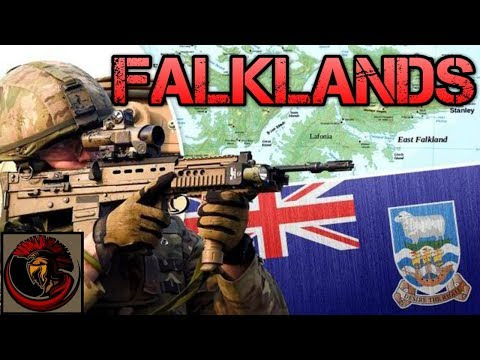 British Army Deployment/Posting to the Falklands - What's It Like?