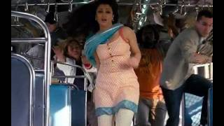 Aishwarya Rai escaping rape in ROBOT