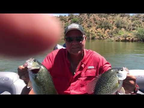 Bartlett Lake Fishing Report For April 29, 2020