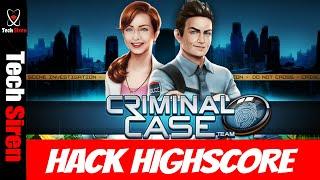 Criminal case hack   make high score 2017