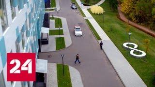 Смотреть видео Умный трафик. Специальный репортаж Дмитрия Щугорева - Россия 24 онлайн