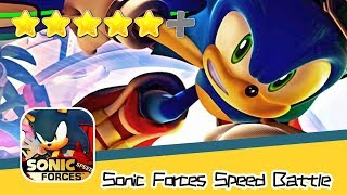 Sonic Forces - SEGA - Speed Battle Day 8 Walkthrough Super Classic Game Recommend index five stars