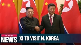 Chinese President Xi Jinping to pay state visit to North Korea from June 20 to 21: Xinhua