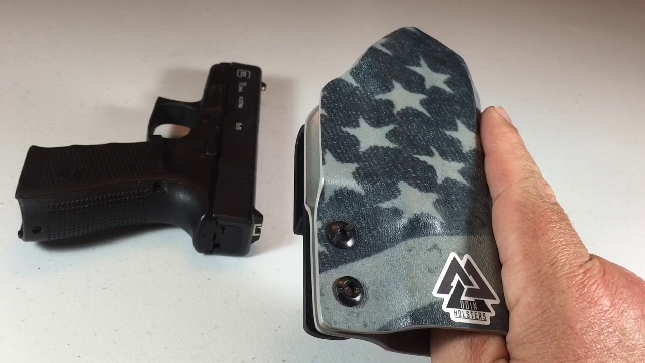 Odin holsters one week impressions