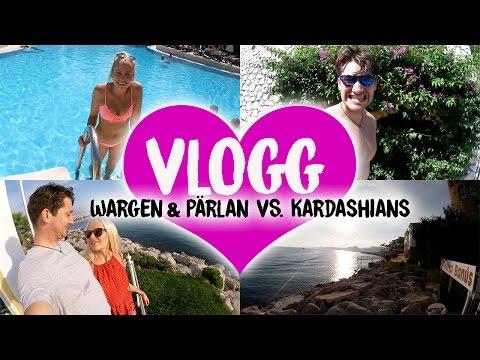 WARGEN & PÄRLAN VS. KARDASHIANS | Vlogg 4 Marbella