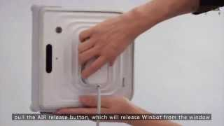 WINBOT W7 Series - Window Cleaning Robot