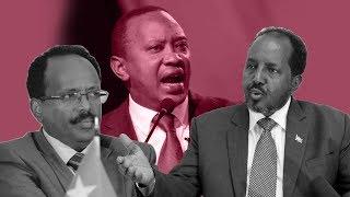 Wararkii ugu Danbeeyey Xiisada Kenya & Soomaaliya Siyaasada Cusub Boobka Dhulka & Kheyraadka