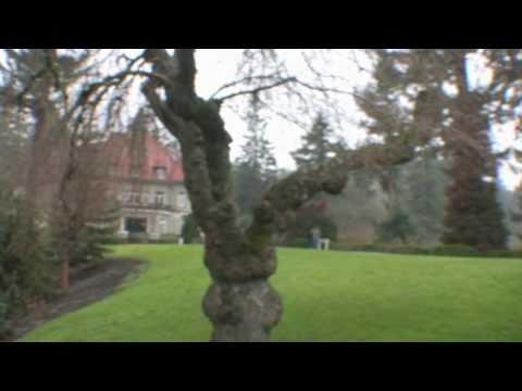 Pittock Mansion Tour during Christmas Time! Portland Oregon - Mikle W. Norton 562-577-5021