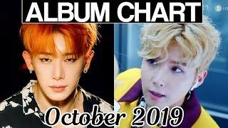 [TOP 30] Best-Selling KPop Albums (in October 2019)