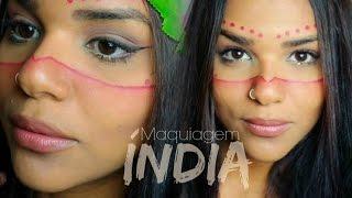 Maquiagem de Índia - Inspire-se!!!