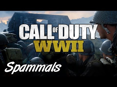 Call Of Duty WWII | Part 1 | D-DAY HAS BEGAN!