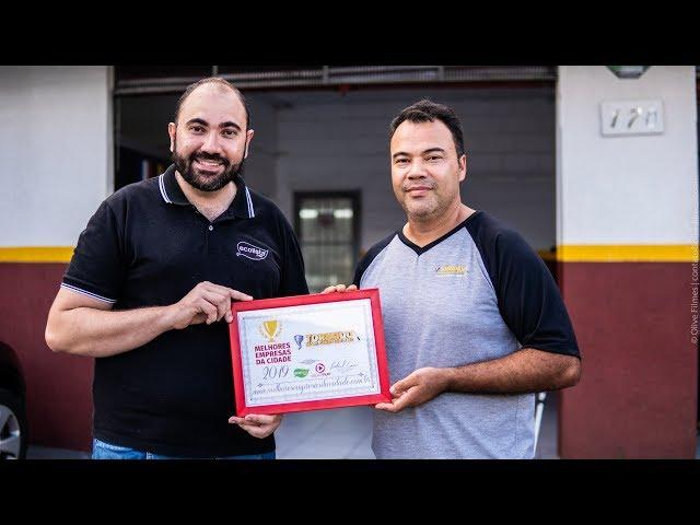 #EcolistaSJC - Melhores Empresas da Cidade 2019 - Tornado Martelinho de Ouro