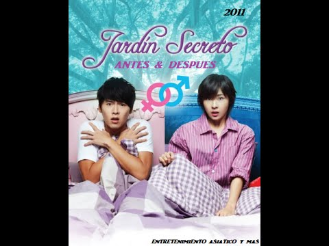 Jardín Secreto(Secret Garden) Antes & Después 2016 - YouTube