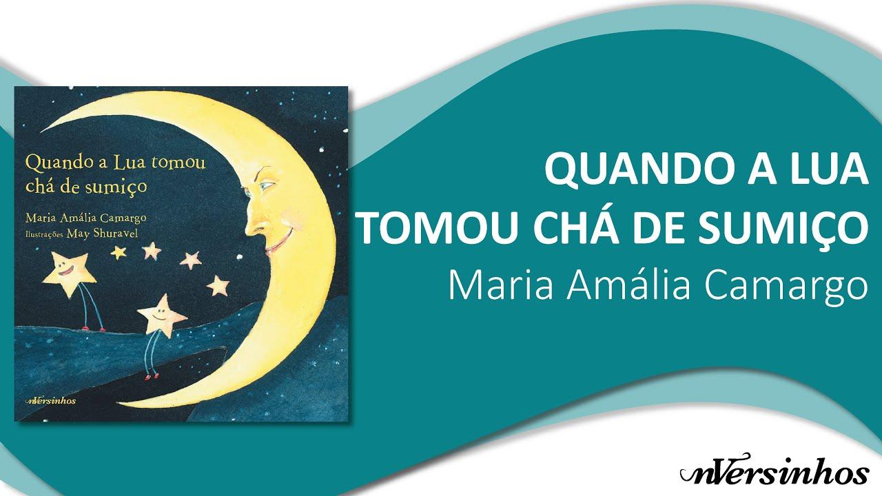 """Maria Amália fala sobre """"Quando a Lua Tomou Chá de Sumiço"""""""