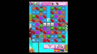 Candy Crush Saga Level 132 Walkthrough